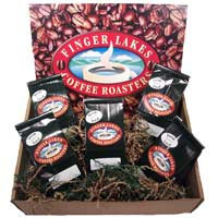 Finger Lakes Coffee Roasters Finger Lakes Coffee Lover's Collection