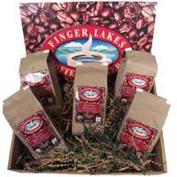 Finger Lakes Coffee Roasters Finger Lakes Fair Trade Organic Certified Collection