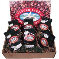 Finger Lakes Coffee Roasters Finger Lakes Sampler Collection