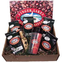 Finger Lakes Coffee Roasters Finger Lakes Traveler's Collection